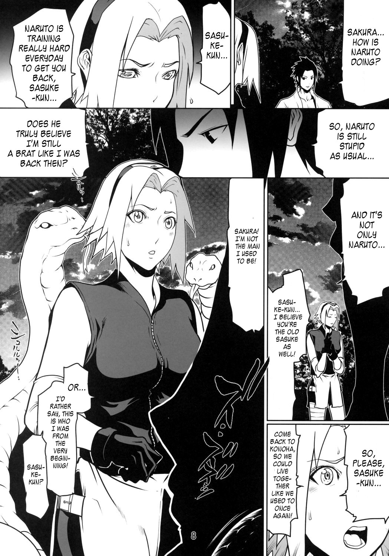 [E]Naruto Linda Project narulove 3 - H-Manga